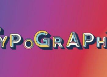 Tipografi Nedir Tipografik Grafik Tasarim Ornekleri