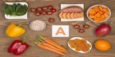 a vitamini eksikliği ve fazla alımı