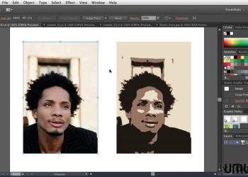 fotoğrafı vektör yapma