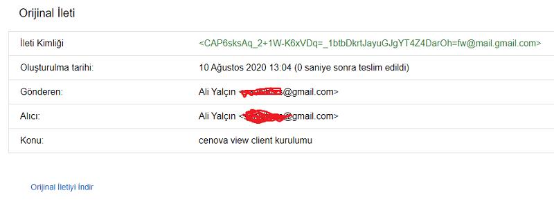 gmail-eml-indir