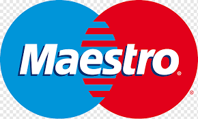 maestro card logo