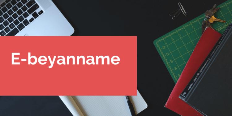 e-beyanname-windows-10-64-bit-sorunu