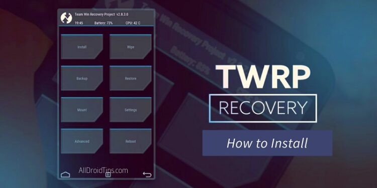 android-twrp-yukleme