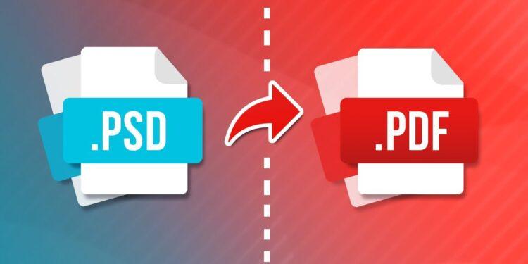 photoshop pdf kaydetme