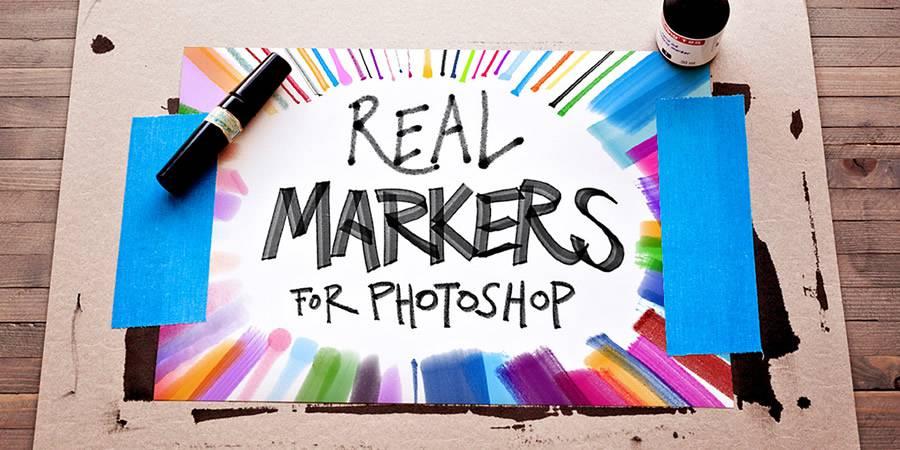photoshop marker firca seti