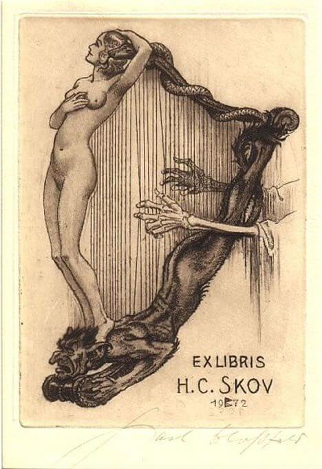 exlibris ornekleri