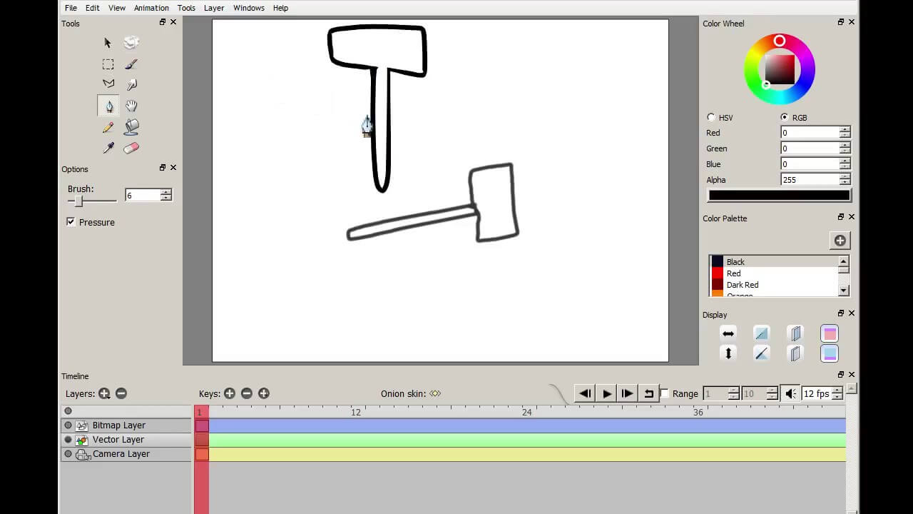 pencil 2d nedir