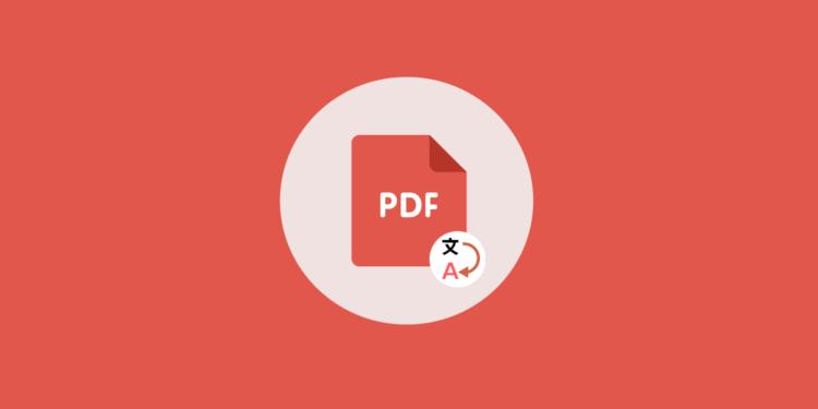 Ingilizce PDF Turkceye Cevirme