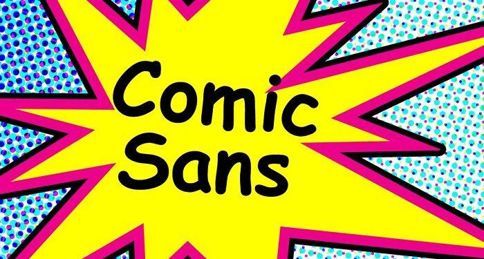 Comic Sans MS Yazi Fontu Hikayesi