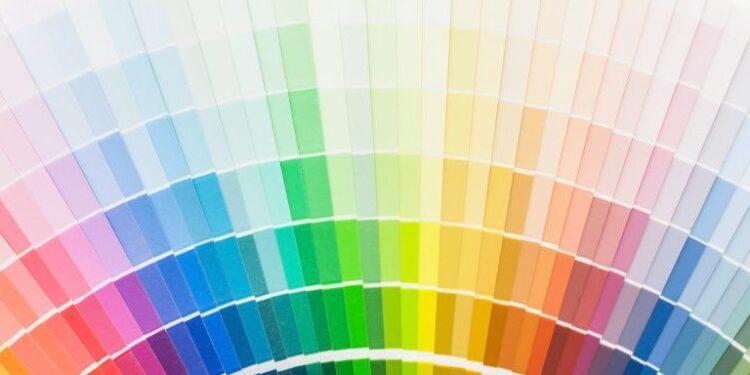 Tasarima Uyumlu Renk Paleti Olusturma