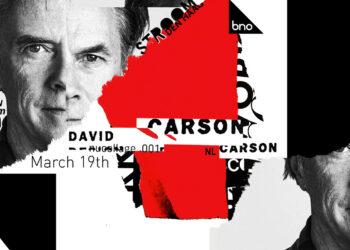 David Carson Kimdir David Carson Tasarimlari