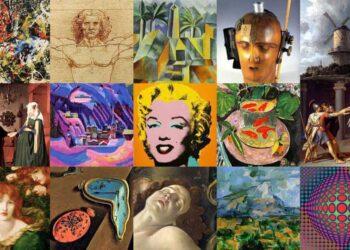 sanat akimlari kronolojik siralamasi