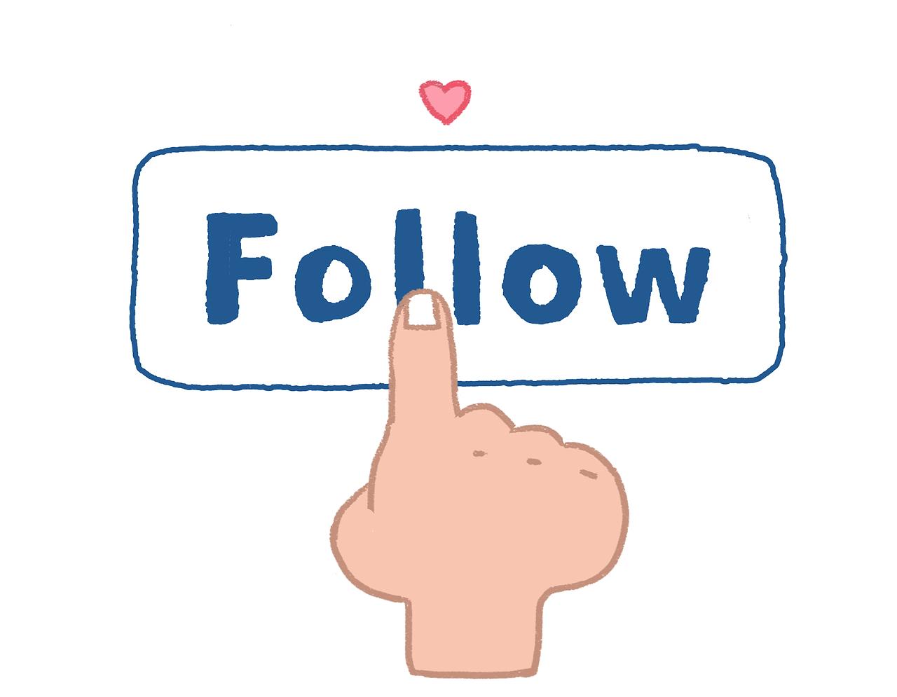 instagram takip et butonu kaldirma