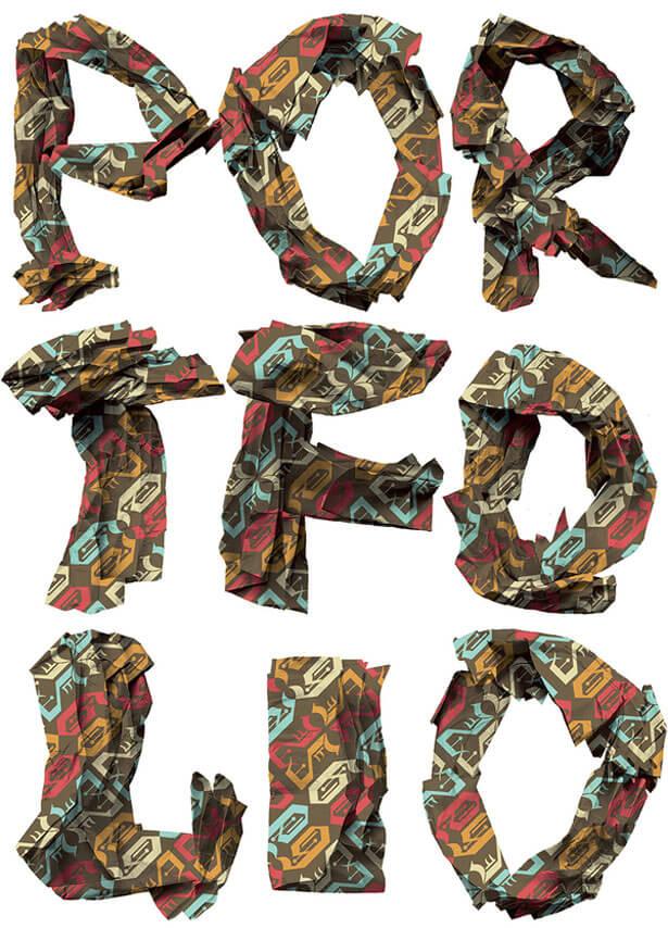 deneysel tipografi ornekleri 10
