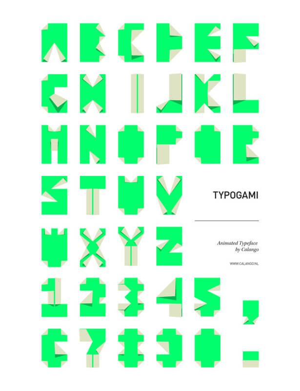 deneysel tipografi ornekleri 7