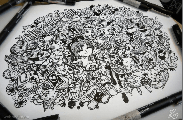 doodle ornekleri