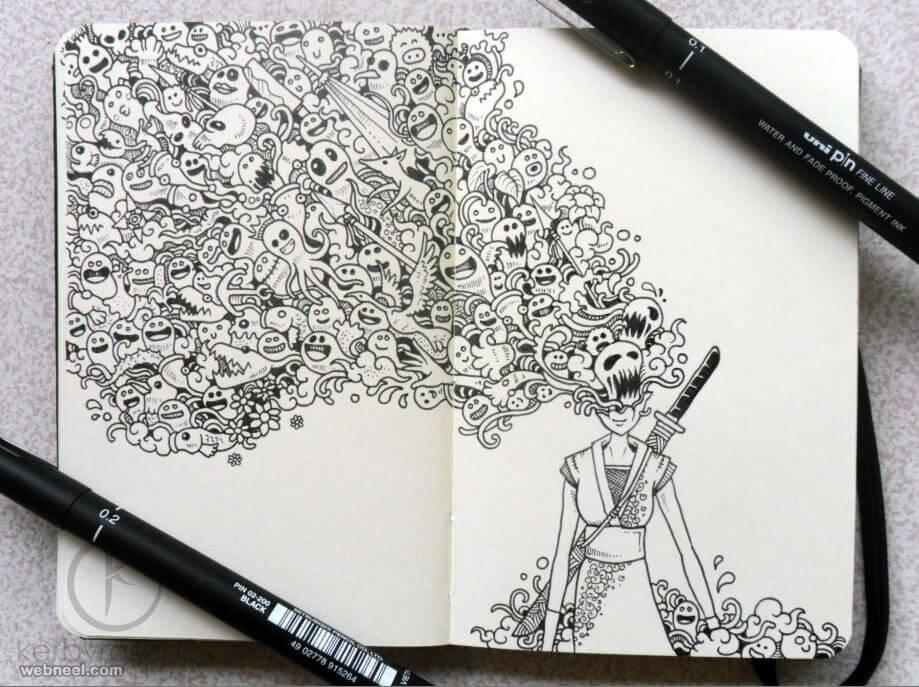 doodle resmi